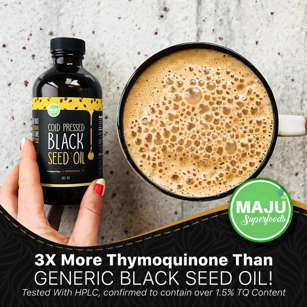 black seed oil hair loss