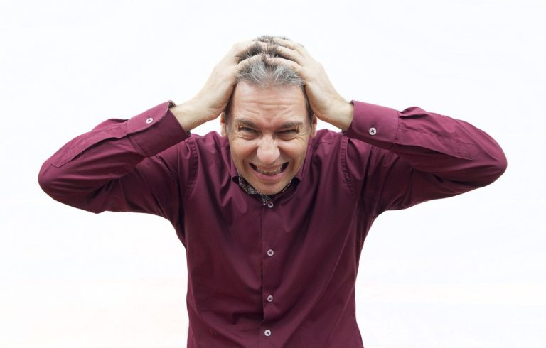 Hair Loss from Stress: Are Stress and Hair Loss Related?