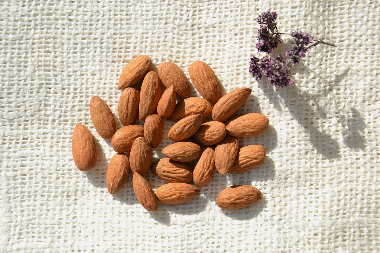 Sweet Almond Oil for Hair Growth Usage and Benefits
