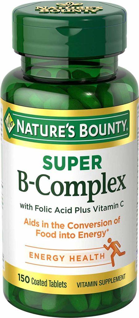 vitamin b complex for hair