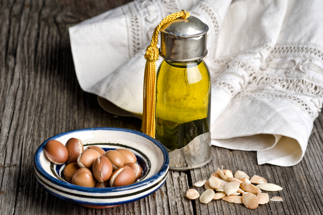 Argan Oil for Hair Growth Benefits of Argan Oil for Hair and Scalp
