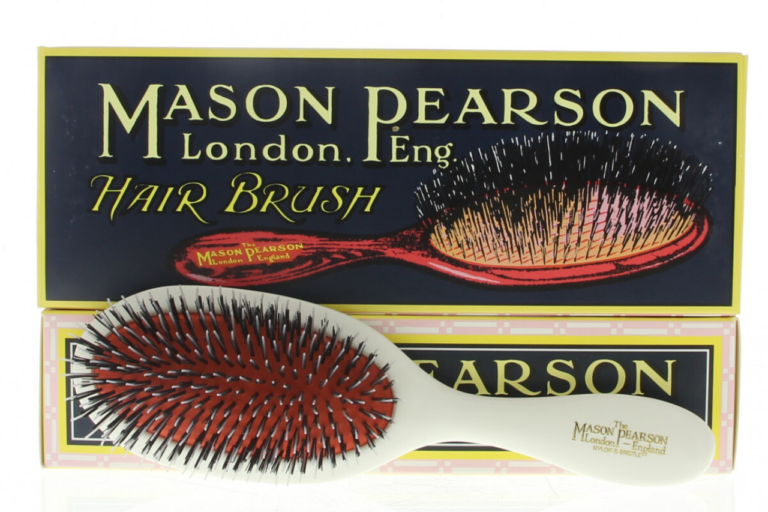 Mason Pearson Brush Review: The Rolls Royce of Hair Brushes