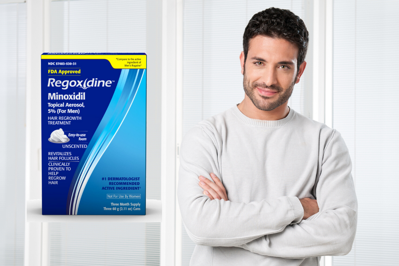 Regoxidine Review Minoxidil-Based Hair Regrowth Treatment Foam