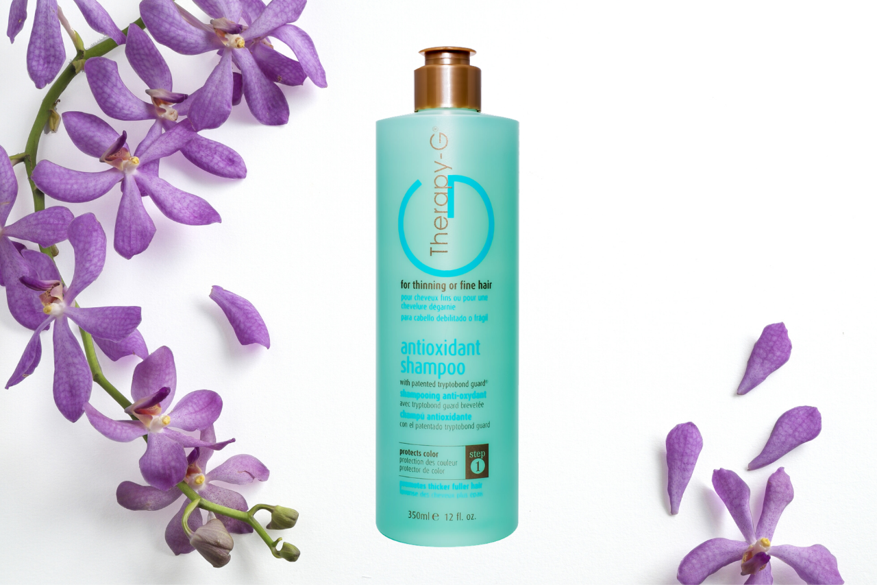 Therapy-G Antioxidant Shampoo for Thinning or Fine Hair Review